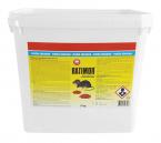 Ratimor / Bromadiolone trutka zbożowa 5kg