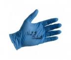 Rękawice nitrylowe bezpudrowe 100szt