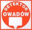 Zdjęcie Naklejka na ścianę detektor owadów