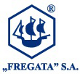 logo firmy Fregata producenta artykułów DDD
