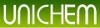 logo firmy Unichem producenta artykułów DDD